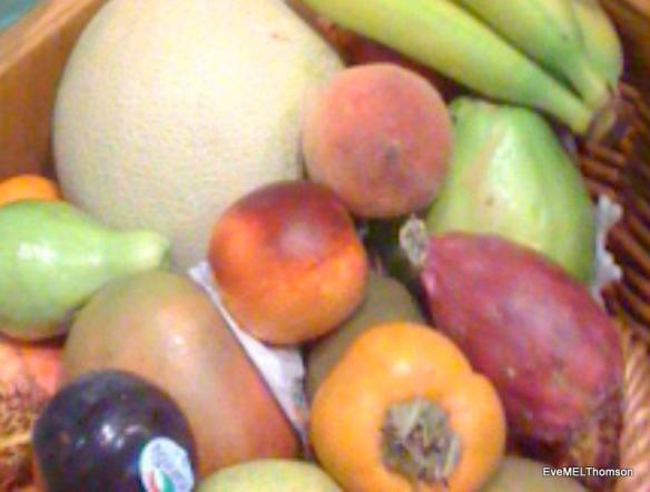 Fruit is always welcome